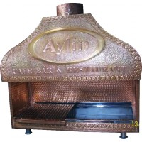 Close Copper Hood 2