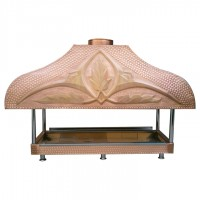 Open Copper Hood 4