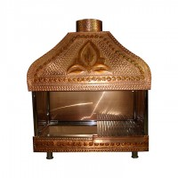 Glass Copper Hood 3